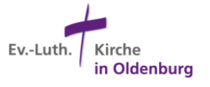 Das Logo der Oldenburger Landeskirche