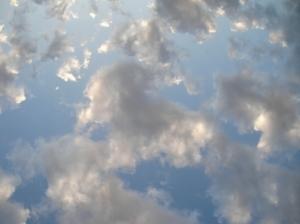 In welche Richtung beten? Gen Himmel oder in sich gekehrt?
