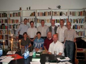 Die Gründungsversammlung am 9.9.2009