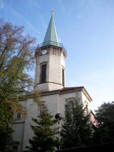 Die Kirche Samkt Wigberti in Werningshausen